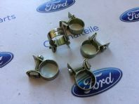 New Genuine Ford Fuel pipe clips x5